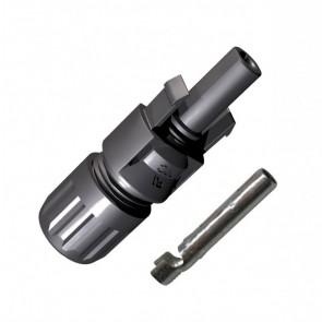 MC4-socket PV-KBT 4/6II cable diameter 5,5 - 9mm²