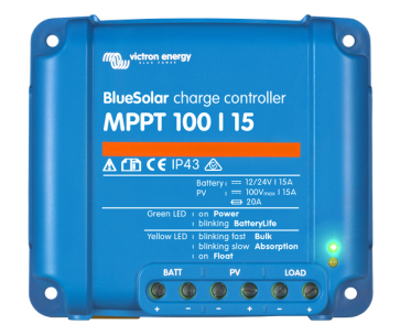 Victron BlueSolar MPPT 100/20 Solar Charge controller