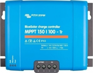 Victron BlueSolar MPPT 150/100-Tr VE.Can. Solar charge controller