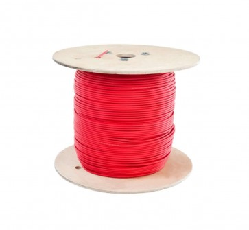 HIKRA Plus 1x4mm² - [500 meters red]