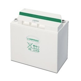 Hoppecke 6 OPzV bloc solar.power 370 - 6V