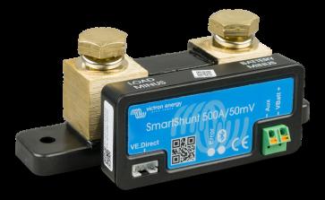 Victron SmartShunt 500A/50mV - the Smart Battery Shunt