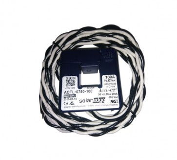 SolarEdge 100A Split-Core Current Transformer SE-ACT-0750-100