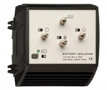 Studer MBI 2-100/3 IG Battery Splitter