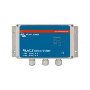 Victron Filax 2 Transfer Switch CE 230V/50Hz or 240V/60Hz