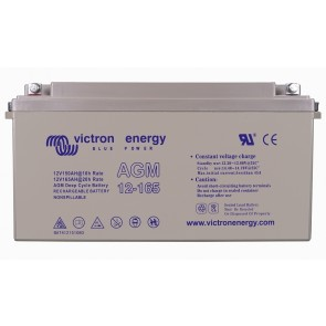 12V/165Ah AGM Deep Cycle Battery