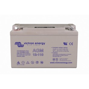 Victron 12V/25Ah AGM Super Cycle Battery (M5)