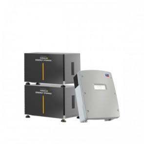 BMZ ESS 14.0 & SMA Sunny Island 4.4M-12 Storage Package