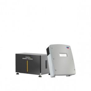 BMZ ESS 7.0 & SMA Sunny Island 4.4M-12 Storage Package