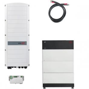 BYD Battery-Box Premium LVS 12.0 & SolarEdge SE5K-RWS Hybrid Inverter Storage Package