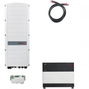 BYD Battery-Box Premium LVS 4.0 & SolarEdge SE5K-RWS Hybrid Inverter Storage Package