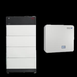 BYD Battery-Box Premium HVM 11.0 & KACO blueplanet hybrid 6.0-10.0 TL3 Solar Inverter Storage Package