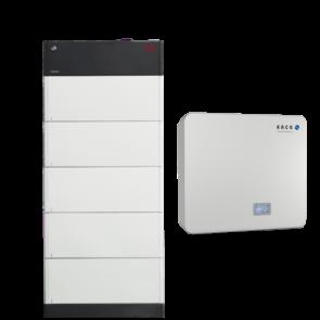 BYD Battery-Box Premium HVM 13.8 & KACO blueplanet hybrid 6.0-10.0 TL3 Solar Inverter Storage Package