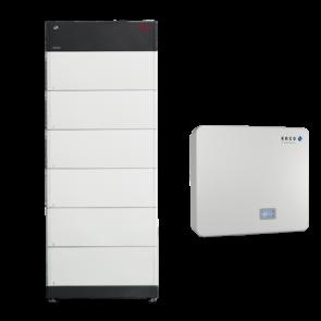 BYD Battery-Box Premium HVM 16.6 & KACO blueplanet hybrid 6.0-10.0 TL3 Solar Inverter Storage Package