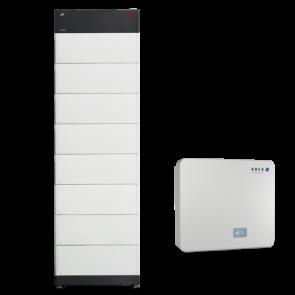 BYD Battery-Box Premium HVM 22.1 & KACO blueplanet hybrid 6.0-10.0 TL3 Solar Inverter Storage Package