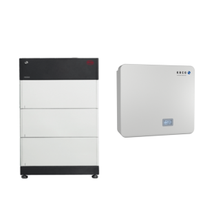 BYD Battery-Box Premium HVM 8.3 & KACO blueplanet hybrid 6.0-10.0 TL3 Solar Inverter Storage Package