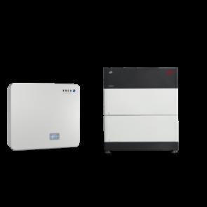 BYD Battery-Box Premium HVS 5.1 & KACO blueplanet hybrid 6.0-10.0 TL3 Solar Inverter Storage Package