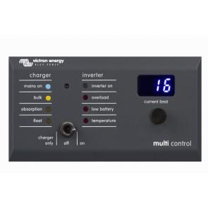 Victron Digital Multi Control panel 200/200A GX (Right Angle RJ45)