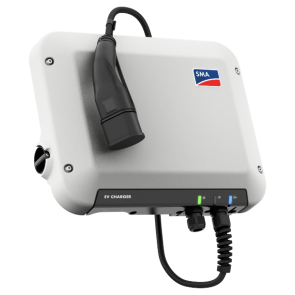 SMA EV CHARGER 22 kW with SMA SMART CONNECTED
