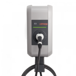 KEBA KeContact P30 x-series charging wallbox for EV