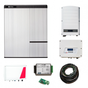 LG Chem RESU 10H & SolarEdge SE5000H (AC/SE-WR, 70A) package