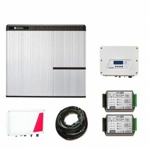 LG Chem RESU 7H & SolarEdge SE3680H (AC/FREMD-WR, 100A) package