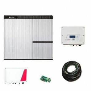 LG Chem RESU 7H & SolarEdge SE3680H (AC/SE-WR, 100A) package