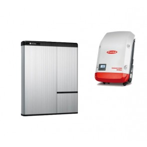 LG Chem RESU 10H & Fronius Symo Hybrid Package