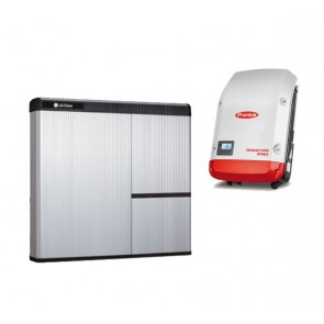 LG Chem RESU 7H & Fronius Symo Hybrid Package
