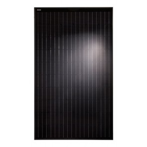 Luxor ECO LINE FULL BLACK GLAS-GLAS M60/300W