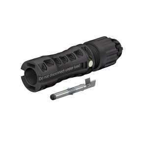 MC4-Evo2 Plug PV-KST 4/2,5I cable diameter 4.7-6.4 mm²