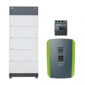 BYD Battery-Box Premium HVS 12.8 & Kostal PLENTICORE Plus Storage Package