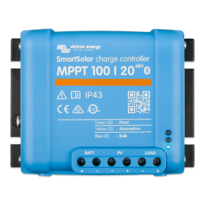 Victron SmartSolar MPPT 100/20-48