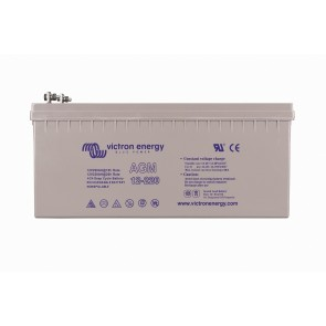 Victron 12V/220Ah AGM Deep Cycle Battery