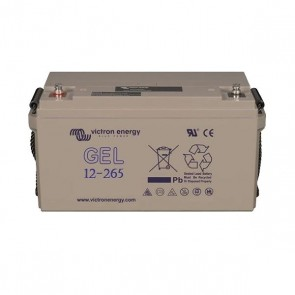 Victron 12V/265Ah GEL Deep Cycle Battery