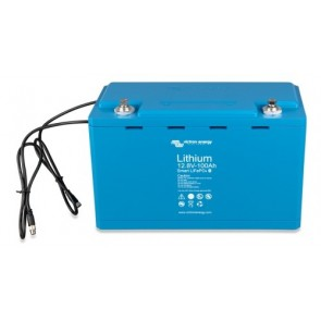 Victron LiFePO battery 12.8V/100Ah - Smart