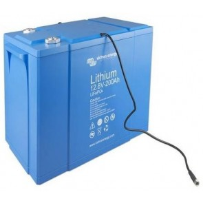 Victron LiFePO battery 12.8V/200Ah-a - Smart