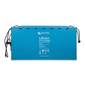 Victron LiFePO battery 25.6V/200Ah - Smart