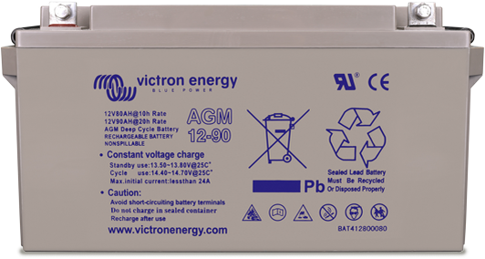 Victron AGM Deep Cycle batteries