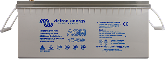 Victron AGM Super Cycle batteries