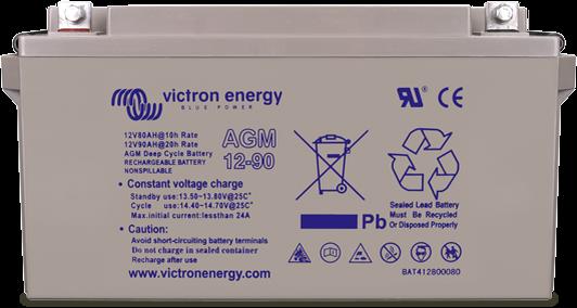 Victron GEL Deep Cycle batteries
