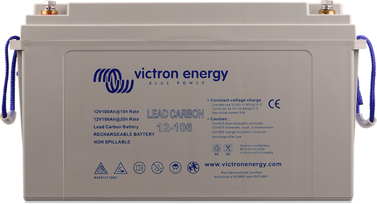 Victron Lead Carbon Battery