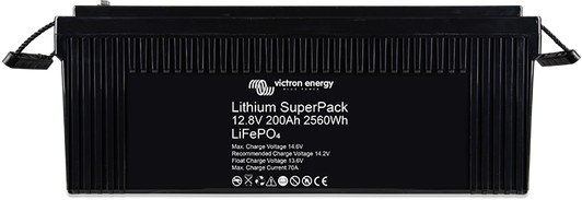Victron Lithium SuperPack Batteries